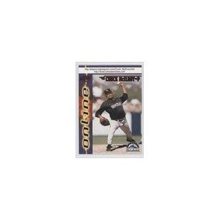 McElroy Charles McElroy (Baseball Card) 1998 Pacific Online Red #253
