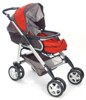 Silver Cross Salsa Linear Freeway Stroller