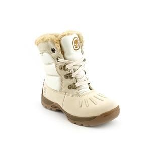 Timberland Girls Mallard Waterproof Tall Nubuck Boots