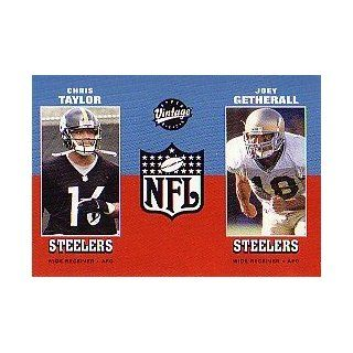2001 Upper Deck Vintage #271 Chris Taylor/Joey Getherall