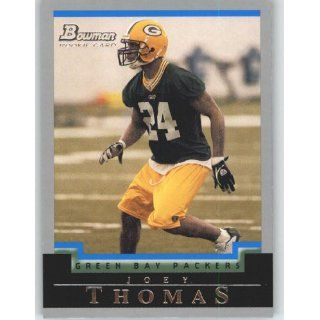 2004 Bowman First Edition (1st Logo) #267 Joey Thomas RC   Green Bay