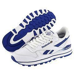 Reebok Lifestyle Classic Leather Wave White/Royal