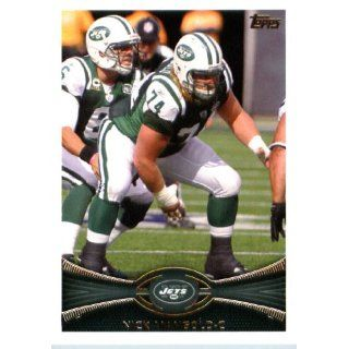 Mangold New York Jets (Football Card) 2012 Topps #269 Collectibles