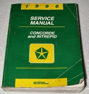 Service Manual (81 270 8140) Chrysler Corporation Books