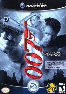 James Bond 007 Everything or Nothing GameCube Video