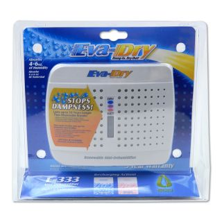 Eva dry Renewable E 333 Wireless Mini Dehumidifier
