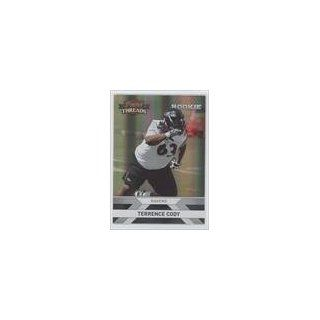 Football Card) 2010 Panini Threads Silver Holofoil #288 Collectibles