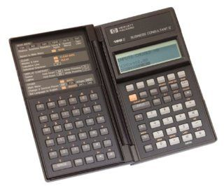 HP 19BII Financial Calculator Electronics