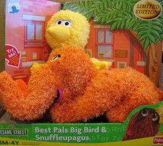 Sesame Street Best Pals Big Bird & Snuffleupagus Limited