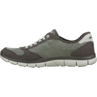 Womens Skechers Gratis Rock Party Gray