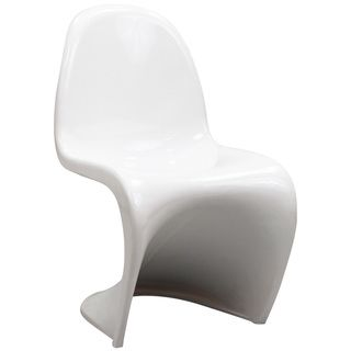 Verner Kids Panton Style White Chair