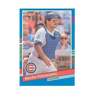 1991 Donruss #296 Hector Villanueva Collectibles