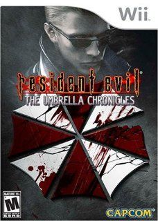 Resident Evil The Umbrella Chronicles Video Games