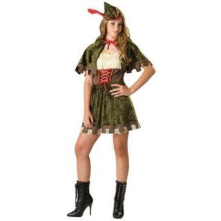 In Character Costumes Robin Hood Teen Costume