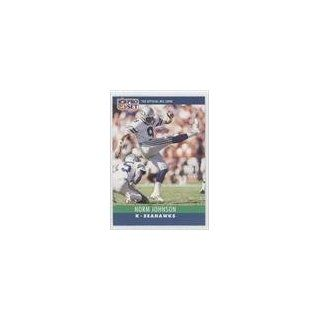 UER Seattle Seahawks (Football Card) 1990 Pro Set #302 Collectibles