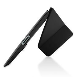 iLUV Apple iPad 3 Black Origami Folio Case ICC843BLK