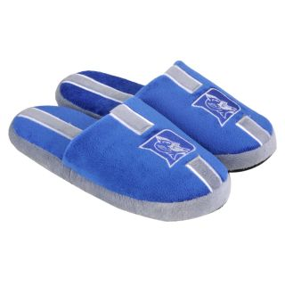 Duke Blue Devils Striped Slide Slippers