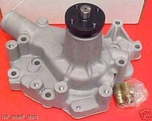Pro Comp aluminum water pump Ford 302 reverse