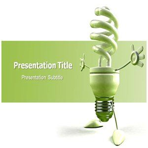 Energy Consumption Powerpoint Templates   Energy