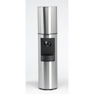 S2   304 Gauge Stainless Steel Water Cooler with WHEELS and Matching