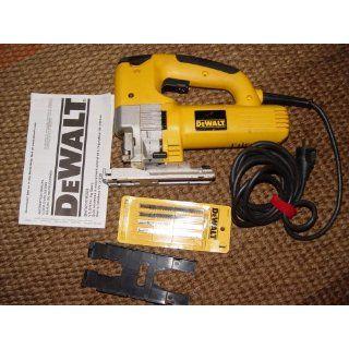 Dewalt Dw321 Top Handle Jig Saw Heavy Duty No Case