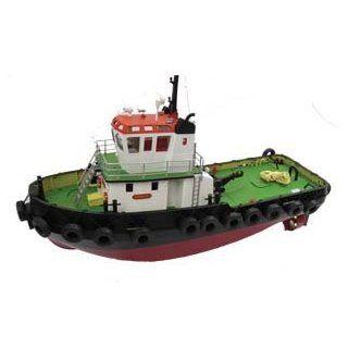 Hobby Engine Remote Control Atlantic Tug Boat Toys