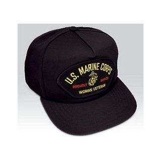 US Marine Corps Woman Veteran Ball Cap Everything Else