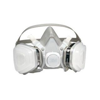 3M RESPIRATOR HALF MASK DISPOSABLE P95 SMALL: Industrial