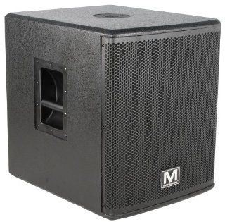 Marathon KVX 15SUB High Power Active 15 Inch Subwoofer