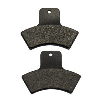 2000 Polaris 325 Trail Boss Kevlar Carbon Rear Brake Pads