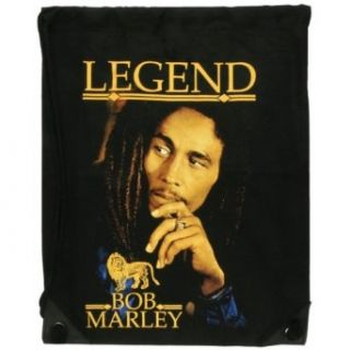 Bob Marley Legend Cinch Bag Clothing