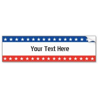 Custom Bumpersticker Bumper Stickers