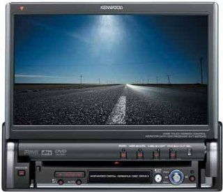 Kenwood KVT 627 DVD CD Tuner schwarz: Navigation & Car HiFi