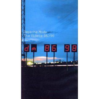 Depeche Mode   The Videos 86 98 [VHS] Martin Gore, David Gahan