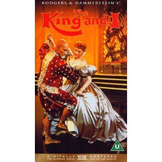 The King And I [VHS] [UK Import] Yul Brynner, Deborah Kerr, Rita