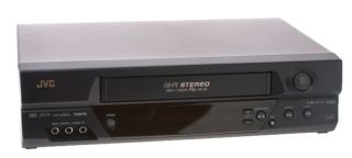 JVC HRA592 4 Head Hi Fi VCR (Refurbished)