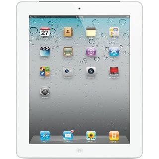 Apple iPad 2 White Tablet 32GB Wi Fi (Refurbished)