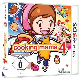 Cooking Mama 4 Games