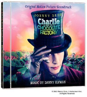 Charlie & Chocolate Factory Musik