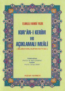 Kuran i Kerim / Cep Boy Ciltli. Koran (Taschenformat): Arabisch