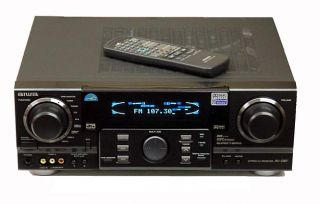 Aiwa AVD97 600 watt Dolby Digital/DTS Decoder Reciever (Refurbished