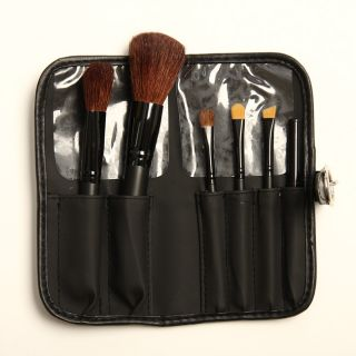 Morphe 609 Buckle 6 piece Makeup Brush Mini Set