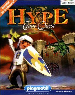 Playmobil   Hype the Time Quest Games
