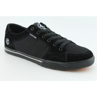 Kustom Mens Kramer Amphibian Black Casual Shoes