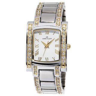 AK Anne Klein Womens Two tone Watch