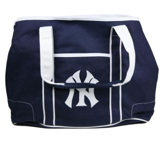 New York Yankees Canvas Hampton Tote Bag