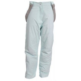 Trespass Womens White Thermos Snowboard Pants