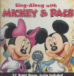 Disney   Sing Along With Mickey & Pals