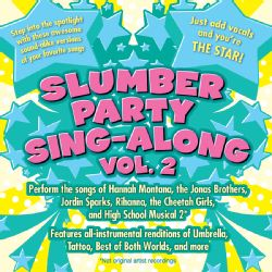 Various Artists   Slumber Party Sing   Along Vol.2