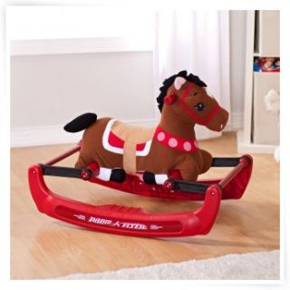 Radio Flyer Blaze Interactive Rocking Horse   Rocking Horses at